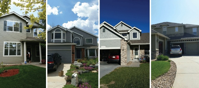 Exterior House Painting Portfolio - Painting Red Deer