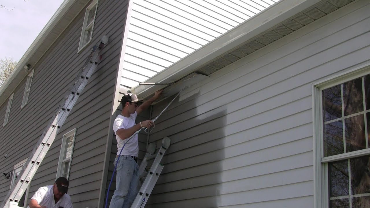 Siding Painting Cost