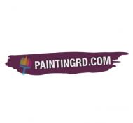 Painting Red Deer